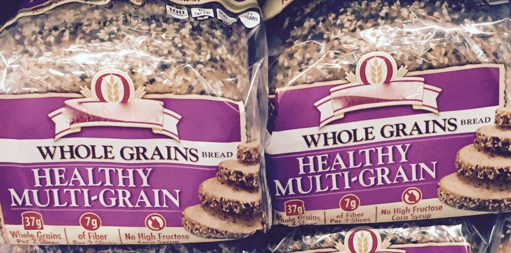 Stay clear of Multi-Grain Bread
