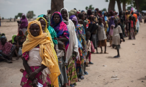 Nigeria now hosts more refugees than all of Europe